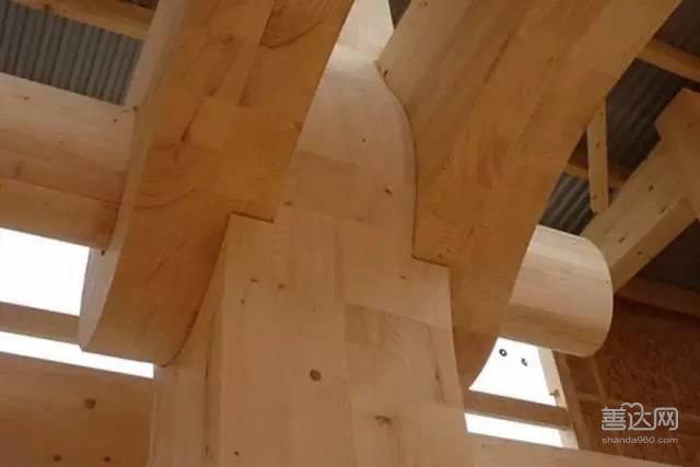 中国传统的榫卯结构!图片